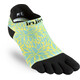 Injinji Run Coolmax Xtra Lightweight No Show Socks Women fern spectrum